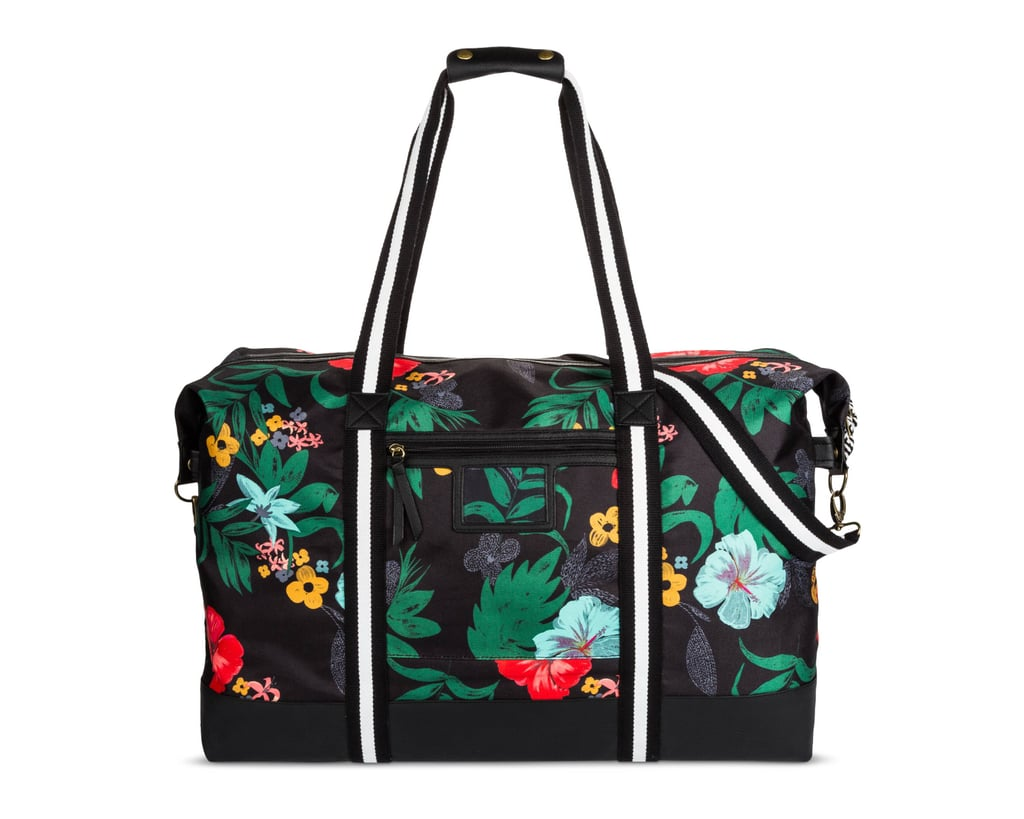 24d6f2acd654 Mossimo Tropical Print Weekender Bag