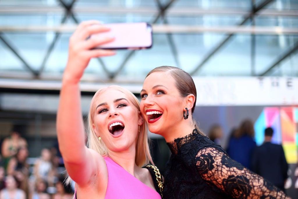 2015: Carissa Walford and Ksenija Lukich