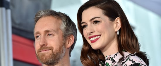 Anne Hathaway Gives Birth to Her Second Child
