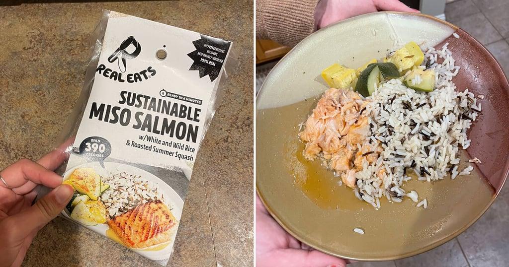 Sustainable Miso Salmon