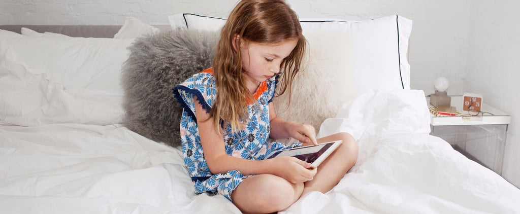 Screen Time Before Bed Study