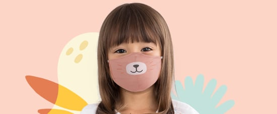 Cubcoats Has Kids' Animal Face Masks That Are Actually Cute