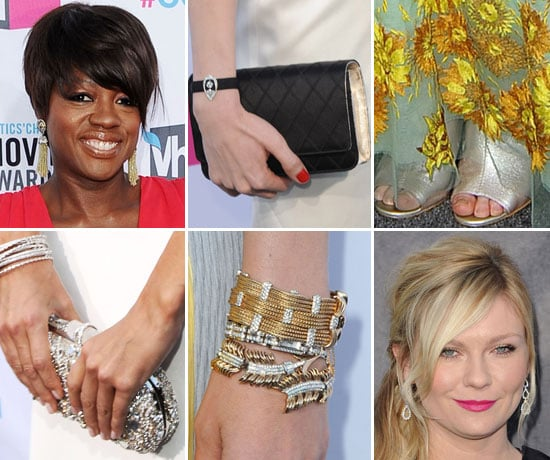Critics' Choice Awards: The Accessory Report