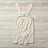 Petting Zoo Bunny Hooded Towel