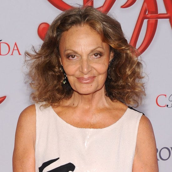 Diane von furstenberg dating advice