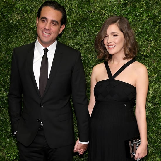 Rose Byrne Baby Bump at MoMA Film Benefit For Cate Blanchett
