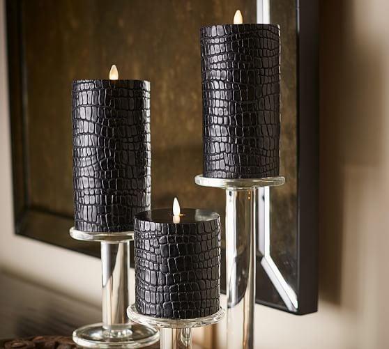 Premium Flicker Flameless Candles