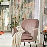 Chloe Velvet Arm Chair