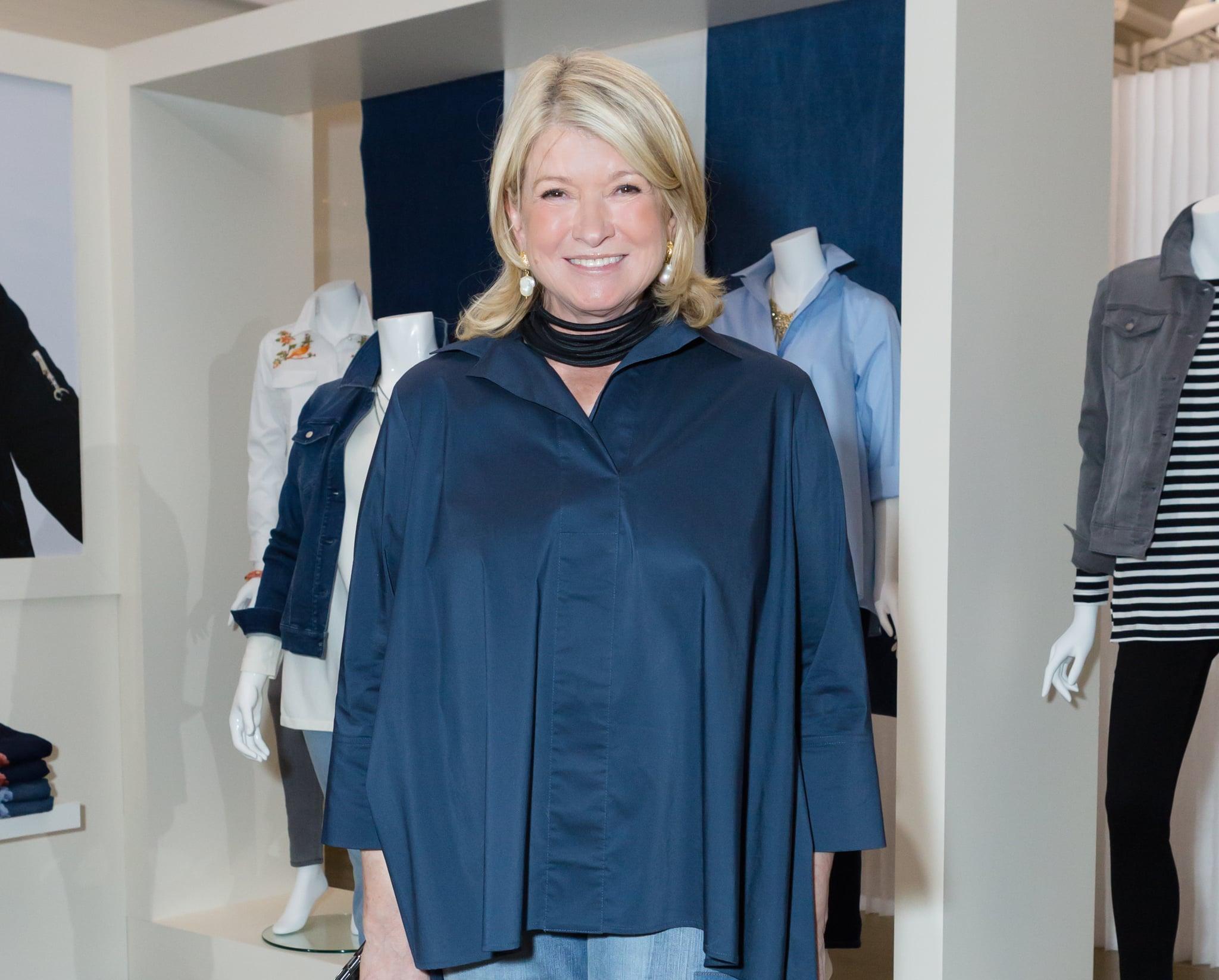 Fashion News: Martha Stewart, Marie Claire More