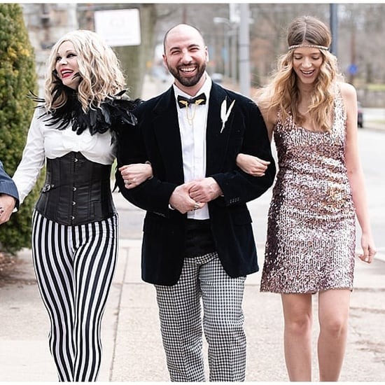 This Schitt's Creek-Inspired Wedding Shoot Is Amazing