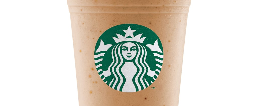 Starbucks New Caramel Popcorn Frappuccino in Middle East