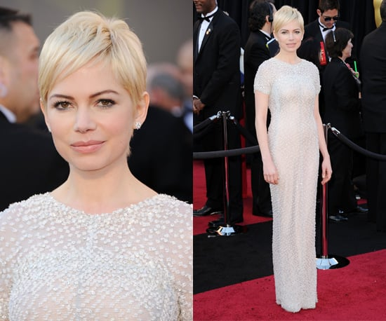 Michelle Williams Oscars 2011