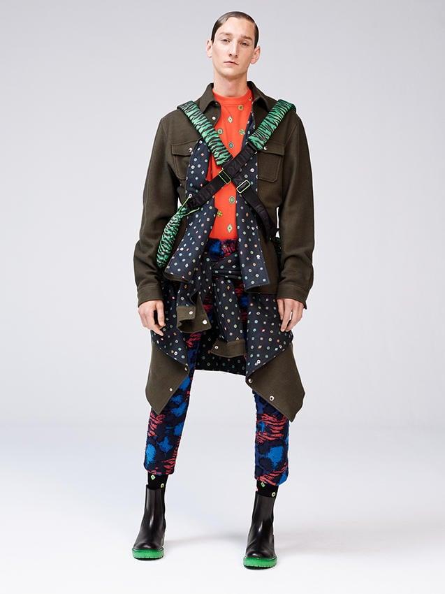 H&M x Kenzo Collaboration