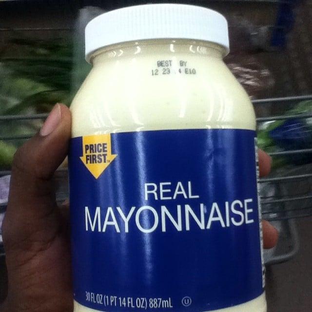 Better Than Fake Mayonnaise
