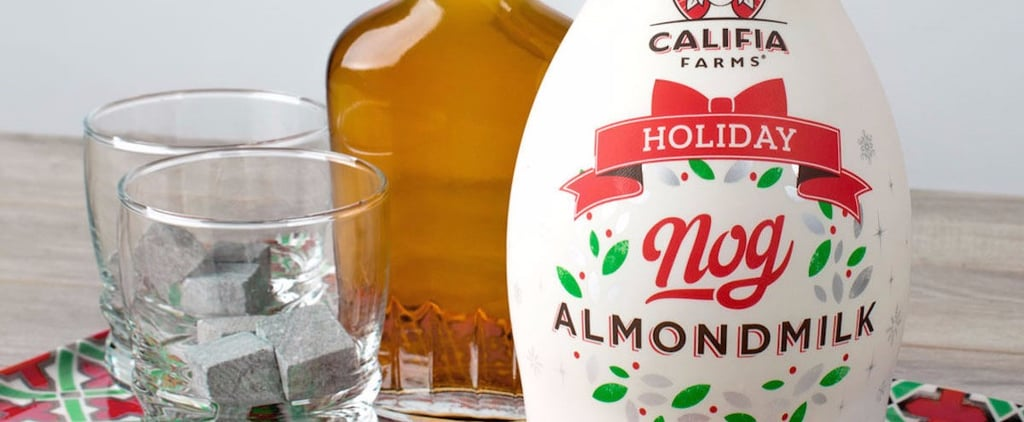 Califia's Almondmilk Holiday Nog Is the Closest Thing to the Real Deal We've Tried