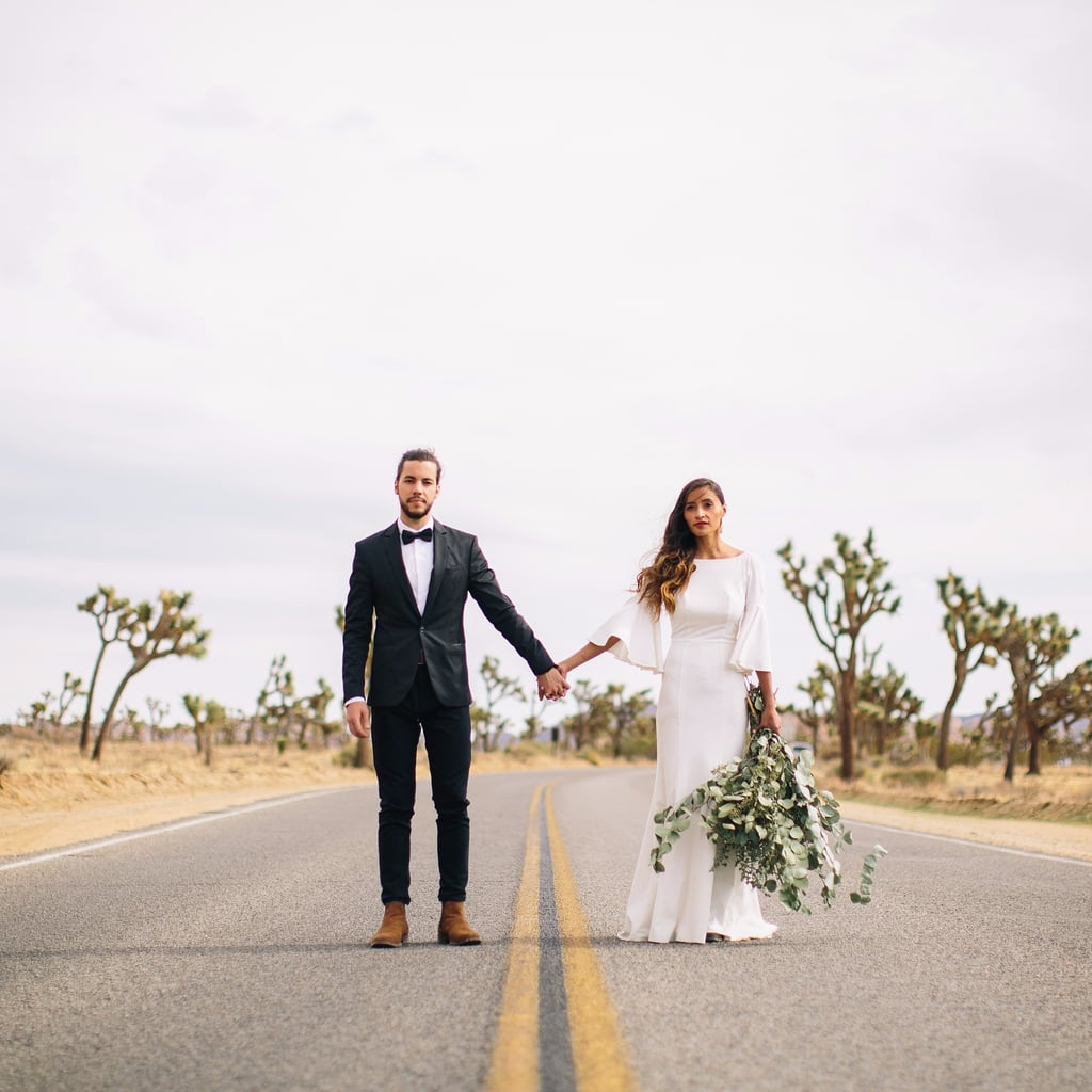 Joshua tree airbnb wedding popsugar love sex junglespirit Choice Image