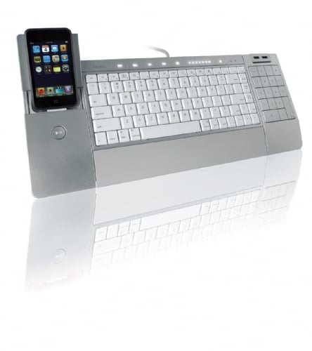 iHome iConnect Media Keyboard