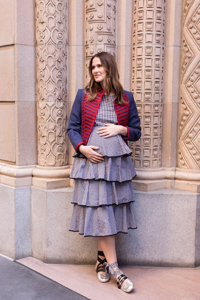 Fashion Editor Maternity Style Popsugar Fashion Australia