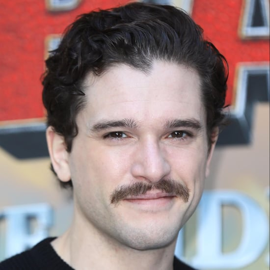 Kit Harington Haircut and Moustache 2019 Pictures