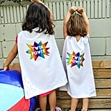 Superhero Capes For Twins