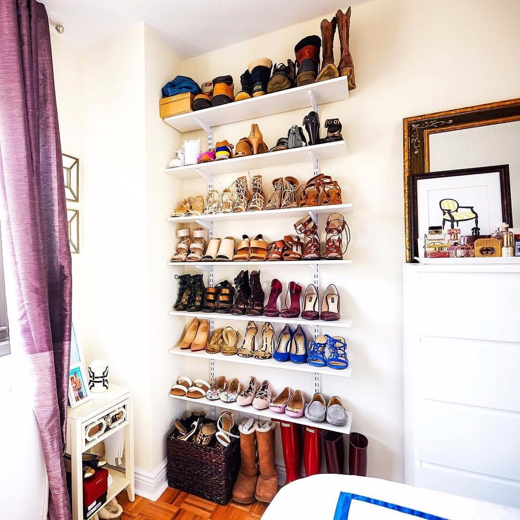 Clothes Storage Ideas From Instagram Popsugar Home Uk