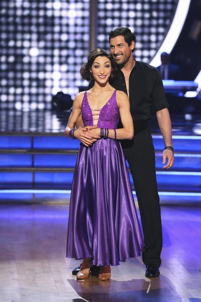 Dancing with the stars meryl davis and maksim chmerkovskiy dating