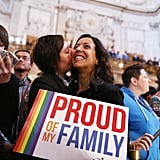 Gay Marriage Makes Major Strides