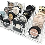 Tiered Eyeshadow Makeup Organizer