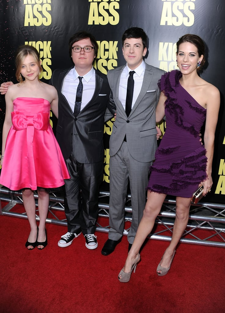 Photos from the Kick-Ass Hollywood Premiere