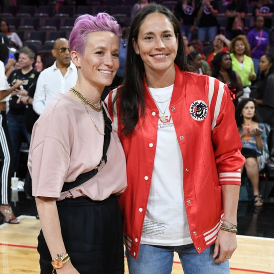Megan Rapinoe and Sue Bird's Cutest Pictures