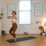 Pulses in Plie` With Heels Touching x 8 Reps