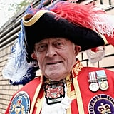 Did a Town Crier Announce the Birth of the Third Royal Baby?