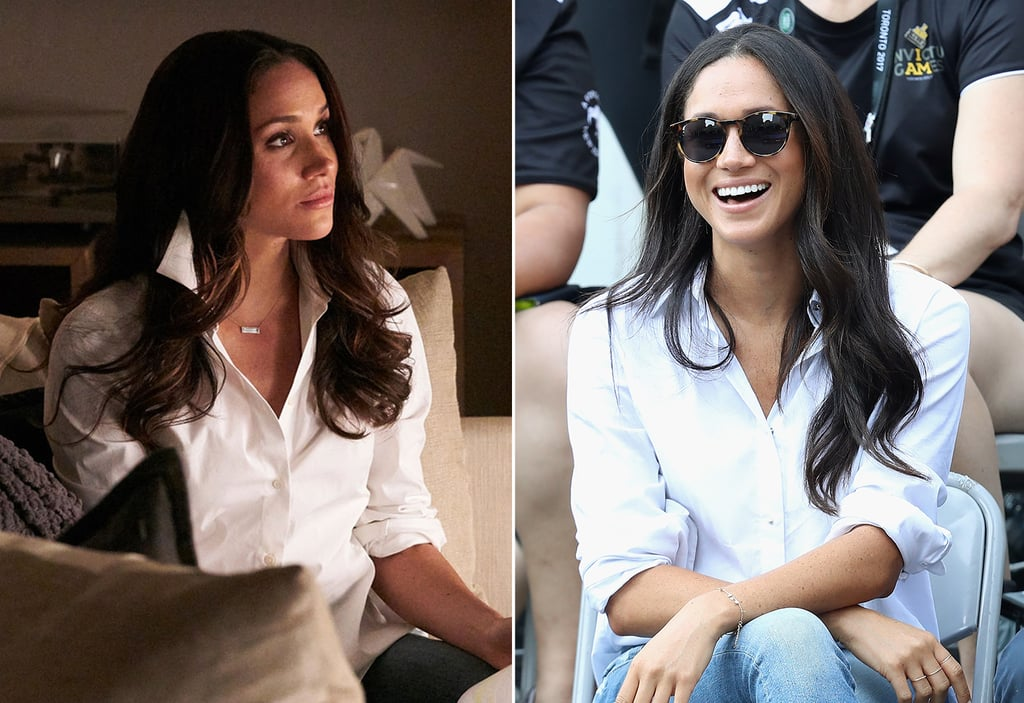 Meghan Markle's Royal Style Inspired by Her Suits Character