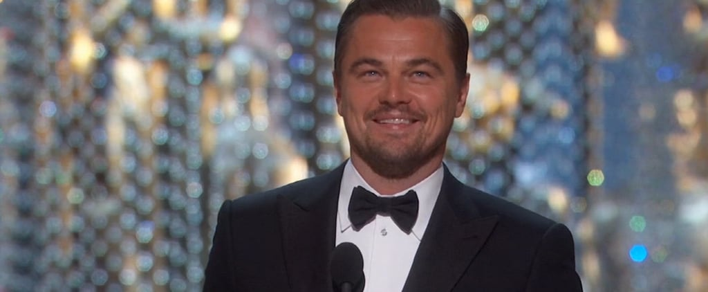 There's Nothing Sweeter Than the Moment Leo Finally Accepted His First Oscar