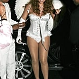 Mariah Carey as an Angel