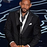 Will Smith presented best picture.
