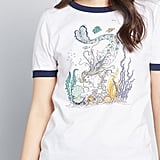 ModCloth x Dupenny Undersea Queen Mermaid Graphic Tee