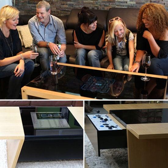 Modern Arcade Game Tables