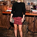 Ali Larter attended the Wantful: The Art of Giving benefit.