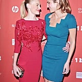 Lake Bell and Kate Bosworth saw eye to eye.