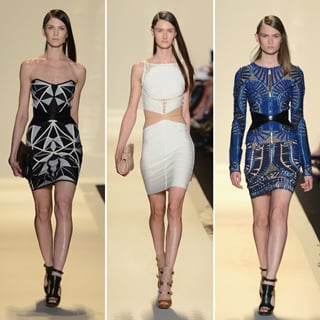Hervé Léger's Spring 2013 New York Fashion Week Collection
