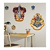 Crest Peel and Stick Giant Wall Decals