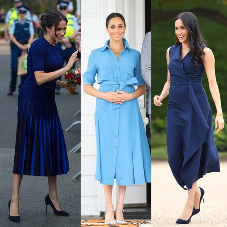 Meghan Markle Pregnancy Style Inspiration Popsugar Fashion