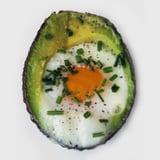 Paleo-Powered Breakfast: Eggs Baked in Avocado