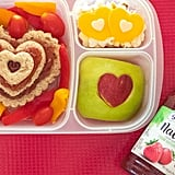 """I Love You"" Heart Lunch"