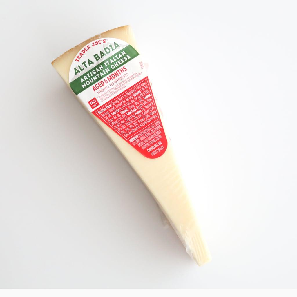 Alta Badia Artisan Italian Mountain Cheese ($10/pound)