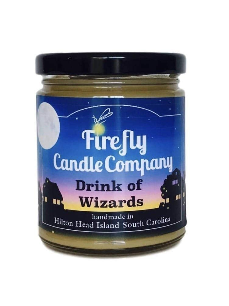 Drink of Wizards Candle