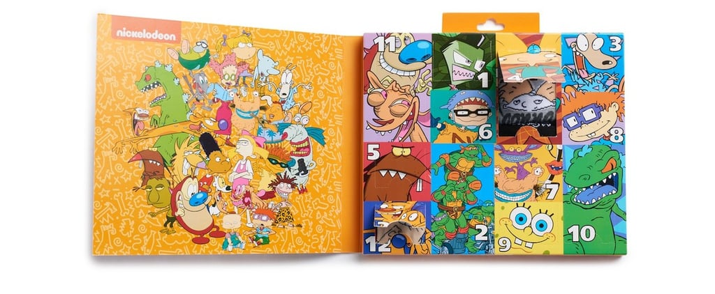 Nickelodeon Sock Advent Calendar at Kohl's 2018