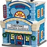 "Mickey's Christmas Village Collection ""Cinema"""