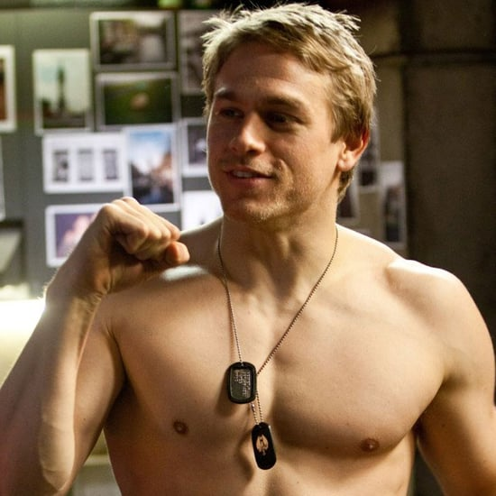 Hot Charlie Hunnam Pictures